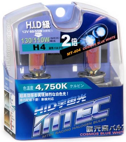 mtec cosmos blue h4 4750k p re s t. Black Bedroom Furniture Sets. Home Design Ideas