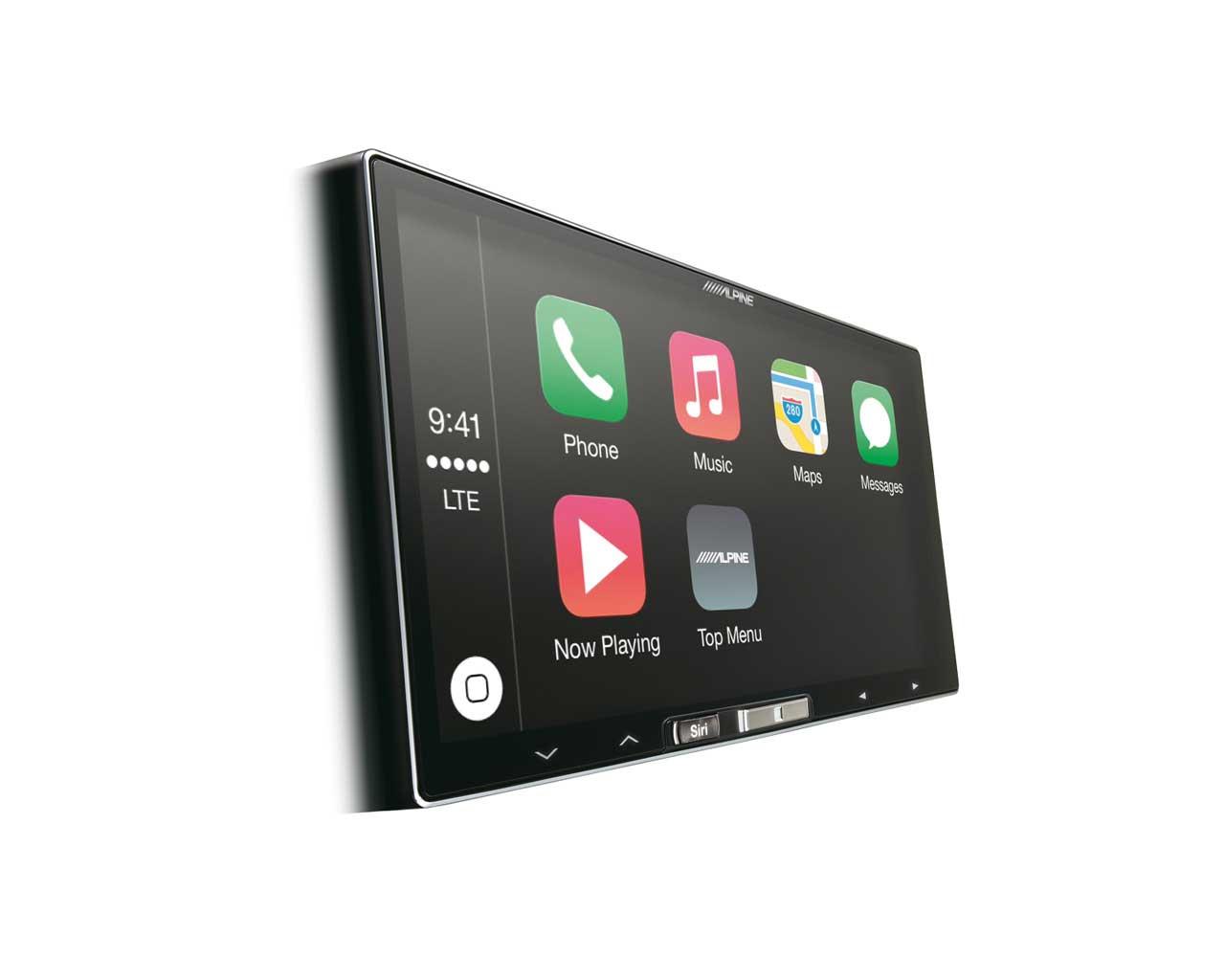 alpine ilx 700 2din apple carplay multimedie. Black Bedroom Furniture Sets. Home Design Ideas