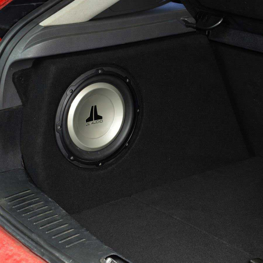 Ford Focus 2 Subwoofer Baskasse 10 Quot 25cm Astina Dk