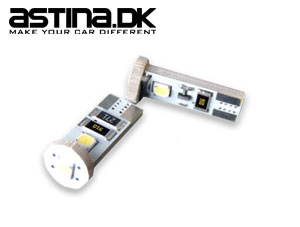 Positionslys 3W/5W ASTN Type 3 (Canbus) 3xLED