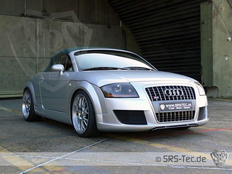 Audi Tt 8n Srs Styling Forkofanger Singleframe U Lygtevask