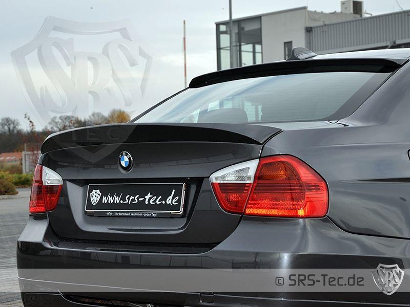 BMW E90 SRS Hækspoiler