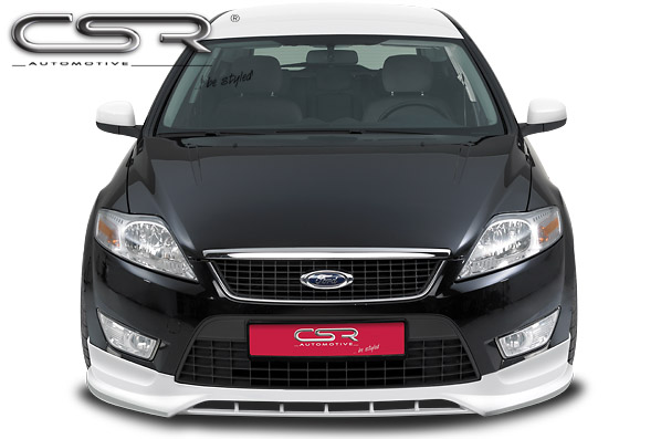 ford mondeo ba7 csr styling frontspoiler 07 10. Black Bedroom Furniture Sets. Home Design Ideas