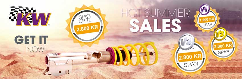KW Summer Sales