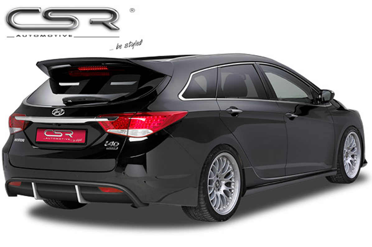 Hyundai I40 Csr Styling Sidesk 248 Rter S 230 T Astina Dk Make Your Car Different