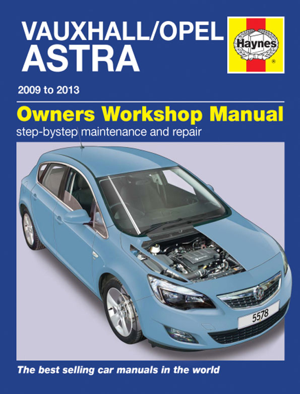 Opel Astra J Haynes V 230 Rksteds Mannual H 229 Ndbog Astina Dk