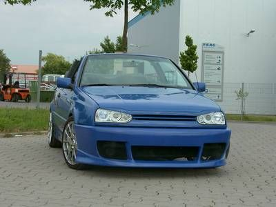 VW Golf 3 - PRS Forkofanger SF Clean