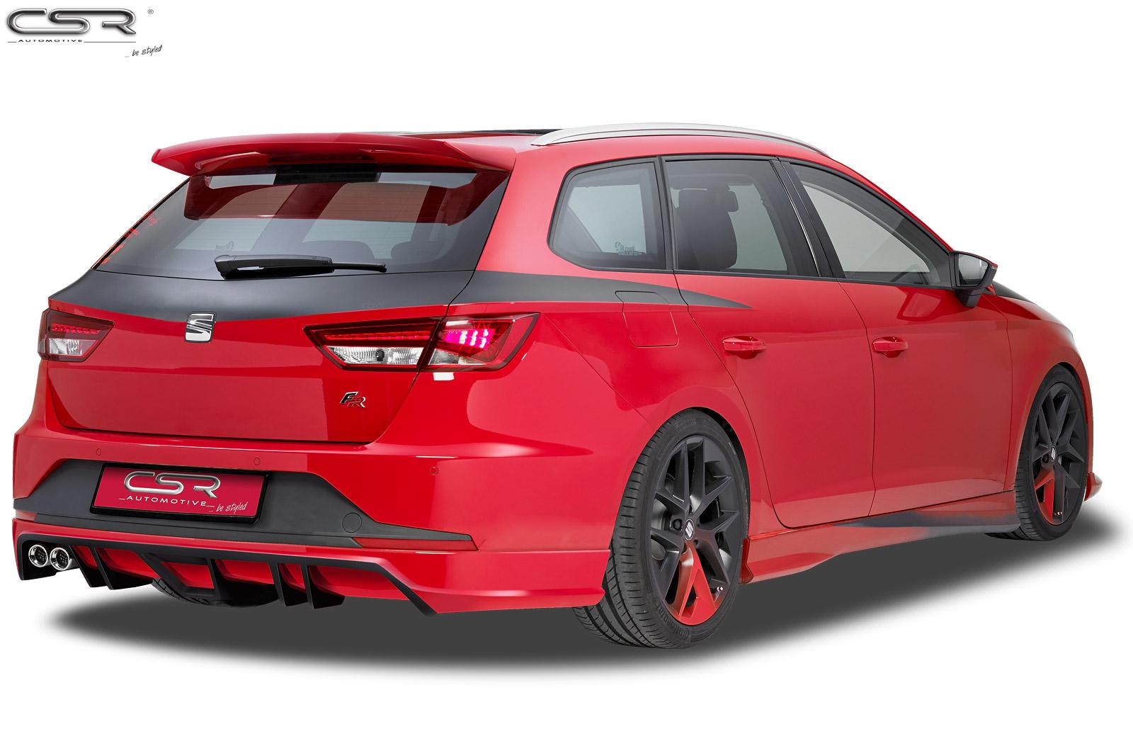 seat leon 5f csr styling h kspoiler stationcar. Black Bedroom Furniture Sets. Home Design Ideas