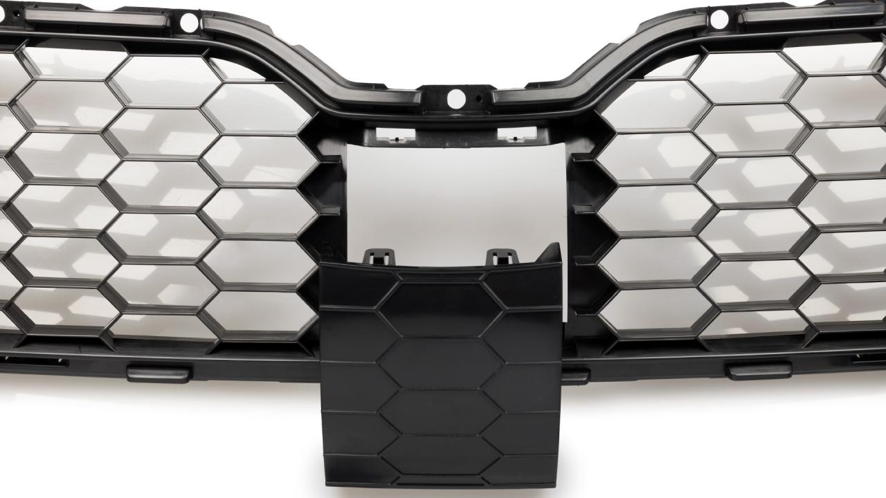 skoda superb 3v styling frontgrill honeycomb. Black Bedroom Furniture Sets. Home Design Ideas