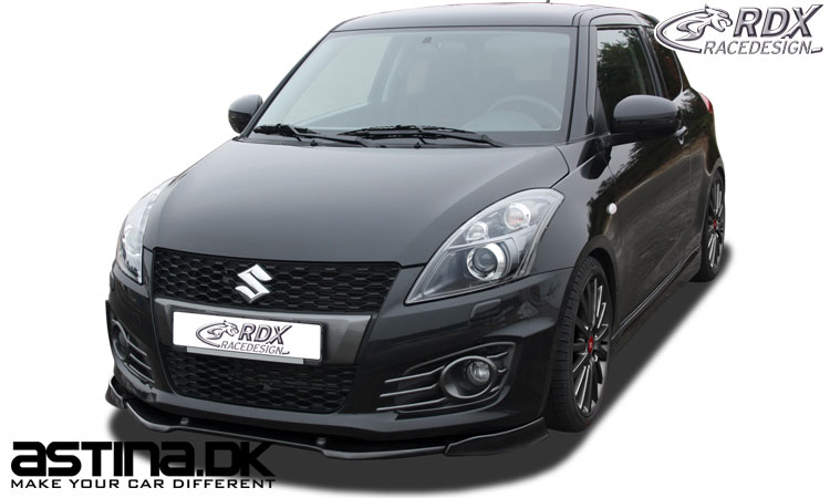 suzuki swift nz sport styling rdx frontspoiler vario x 12. Black Bedroom Furniture Sets. Home Design Ideas