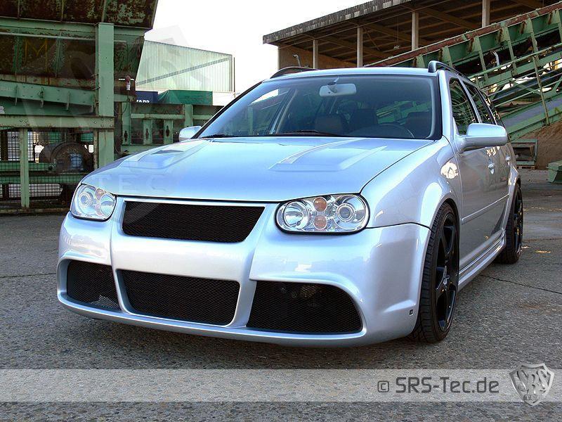 VW Golf 4 SRS Forkofanger G5-R32 Stil