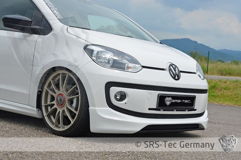 vw up srs styling frontspoiler. Black Bedroom Furniture Sets. Home Design Ideas