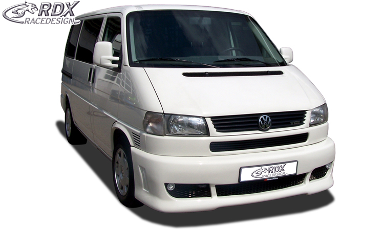 vw transporter t4 rdx styling forkofanger lang front. Black Bedroom Furniture Sets. Home Design Ideas