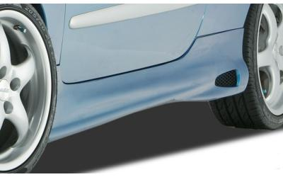 Peugeot 206 RDX Styling Frontspoiler
