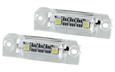 VW LED Nummerpladelys Type 1