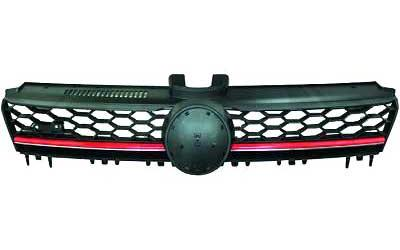 VW Golf 7 ABS GTI Frontgrill