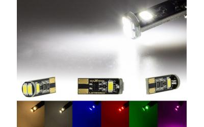 MaXtron T10 LED CAN-Bus 6000K