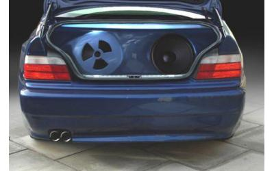 BMW E36 ASTN Bagagerums System - 2x12""