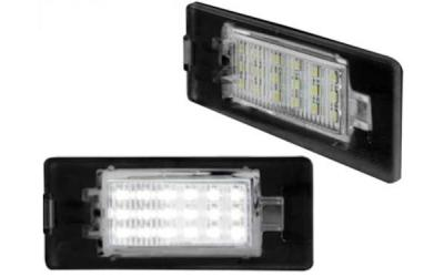 VW LED Nummerpladelys Type Ny 1