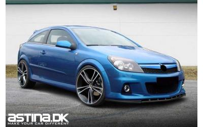 Opel Astra H ABS Styling Frontspoiler OPC