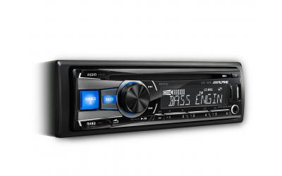 Alpine CDE-182R Autoradio CD USB AUX iPod / iPhone