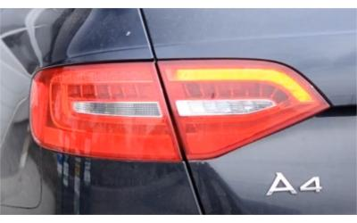 Audi A4 B8 Semi Dynamisk Blinklys Adapter - Sedan