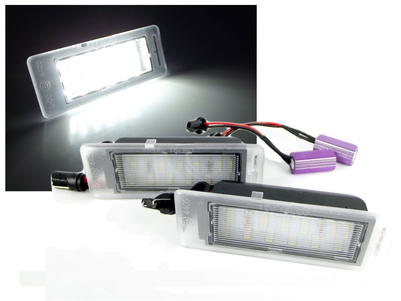 Opel (GM) LED Nummerpladelys Buick Chevrolet GMC