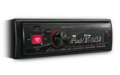 Alpine UTE-72BT Bluetooth USB AUX