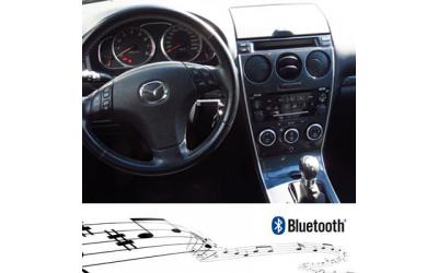 Mazda Bluetooth A2DP Adapter til AUX Indgang
