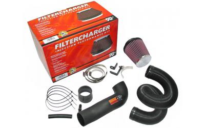 Peugeot 206 K&N 57i Injection Luftfilter Kit 1.6 16v 05+