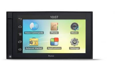 Parrot ASTEROID Smart 2DIN Android Radio BT / Navi / USB