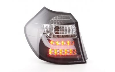 BMW 1 Serie LED Baglygter E87/81 3/5 Dørs 04-06 Sort