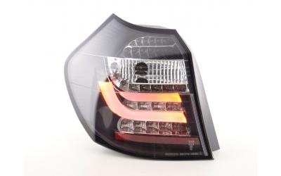 BMW 1 Serie LED Baglygter E87/81 3/5-Dørs Sort 07-11