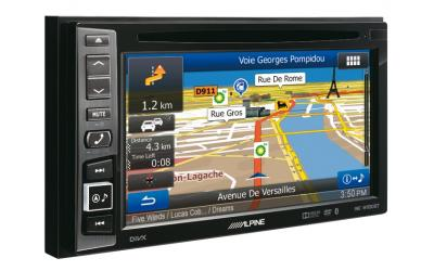 Alpine INE-990HDMI 2DIN Bluetooth Navigation
