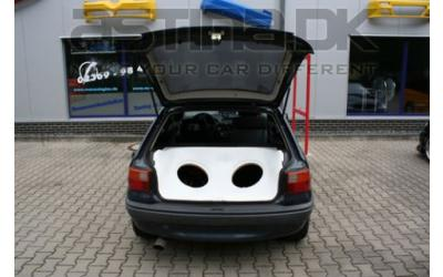 Opel Astra F ASTN Bagagerums System - 2x12""