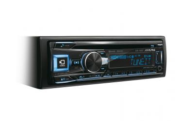 Alpine CDE-193BT Autoradio CD USB AUX iPod / iPhone