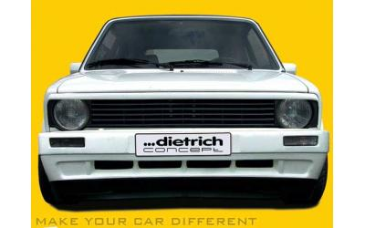 VW Golf 1 Dietrich ForkofagerClean