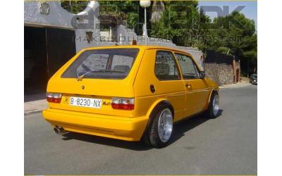 VW Golf 1 Dietrich BagkofagerClean