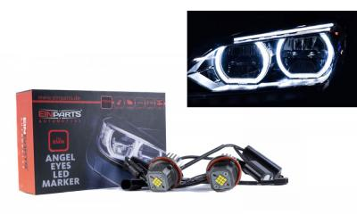 Angel Eyes Boost BMW Type 3 - 80 Watt 6.000K