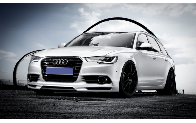 Audi A6 4G Styling Frontspoiler 11-15