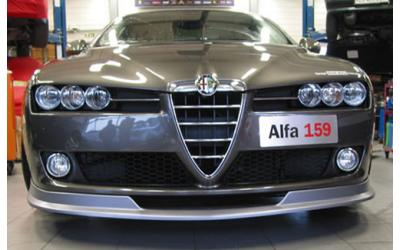 Alfa Romeo 159 LDL Styling Frontspoiler XTM