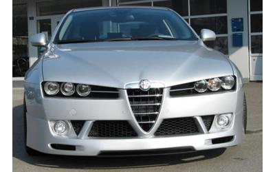 Alfa Romeo 159 LDL Styling Frontspoiler