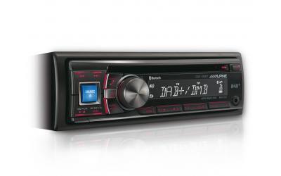 *Alpine CDE-136BT Autoradio C DAB USB BT