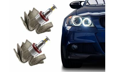 Angel Eyes Boost BMW H8 LED - 40 Watt