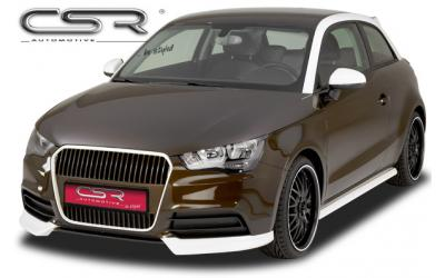 Audi A1 CSR Styling Frontspoiler X-Line