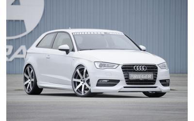 Audi A3 8V Rieger Styling Frontspoiler
