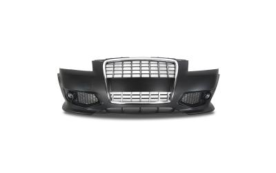 Audi A3 8P ABS Styling Forkofanger S3 Design 05-08 Krom