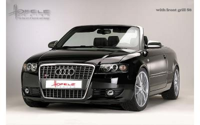 Audi S4 Frontgrill med PDC