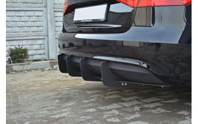 Audi A4 B8 Avant Styling Diffuser Facelift 11-15