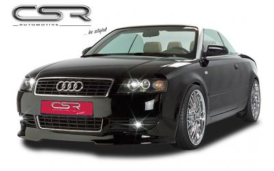 Audi A4 8H CSR Styling Frontspoiler - Cabriolet